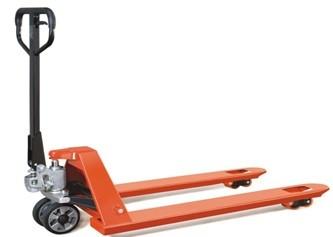 Тележка гидравлическая HELPER HR 2500-1500-550