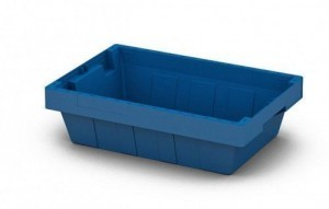 Вкладываемый полимерный контейнер  KV5314 с крышкой L53 (12.356F.75 /50.516.75)