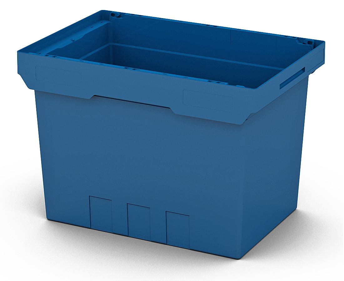 Вкладываемый полимерный контейнер  KV 6442 с крышкой LF64 (12.354F.65.С53)