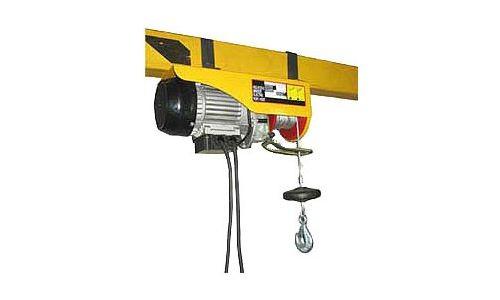 Мини электрическая таль 125/250 кг.