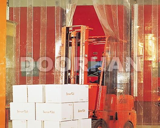 Полосовые пленочные завесы DoorHan