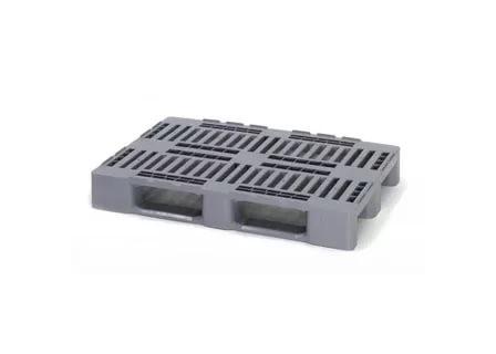 Полимерный поддон усиленный (с закрытыми полозьями) 02.108.91.C14 PE (1200х800х160)