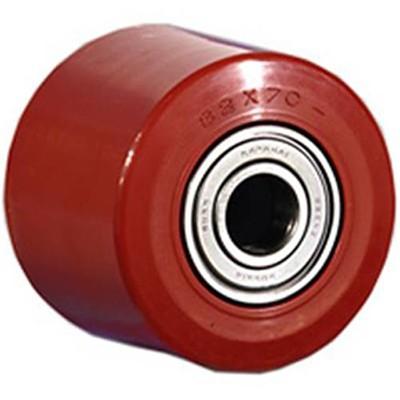 Подвилочный ролик с полиуретановым покрытием 3010373, D 80 м
