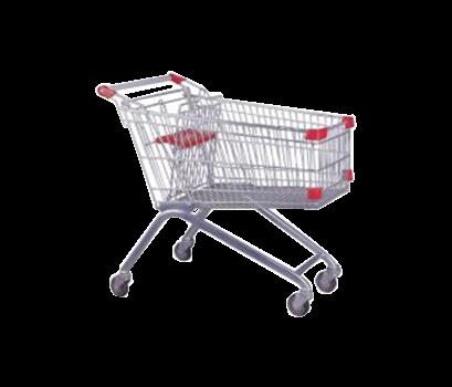 Тележка покупательская STE (европейский тип), 850х560х950