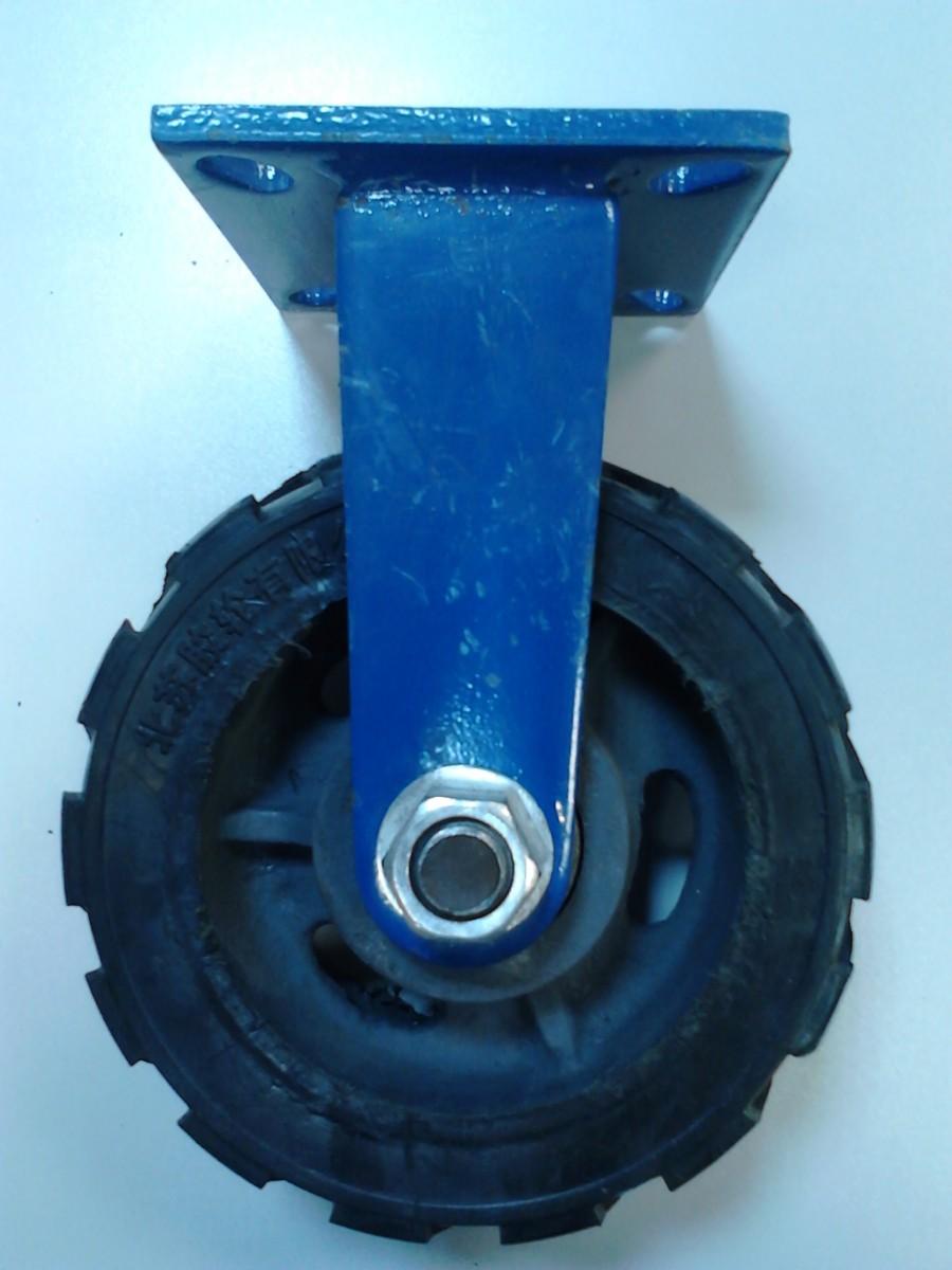 Колесные опоры особобольшегрузные неповоротные 991200 (FHD200), D 200 м