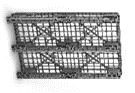 Деталь поддона «полозья» для 02.102
