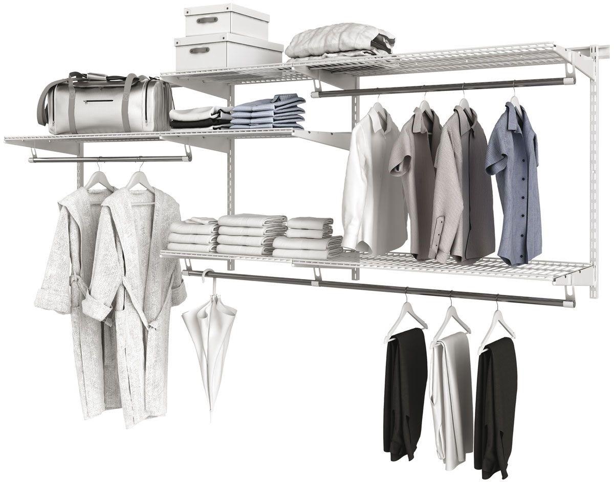 Базовый комплект гардеробной системы Титан GS - 450