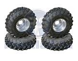 Комплект колёс (4 шт) литая резина