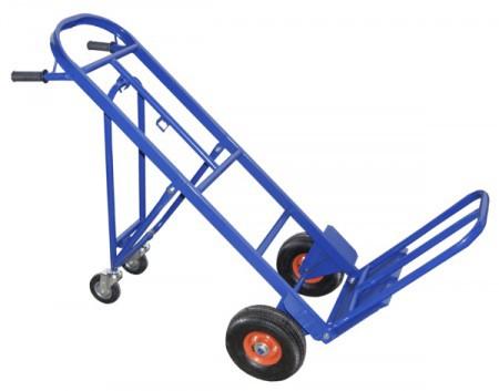 Тележка двухколёсная ТГУ-300 (колеса литая резина)