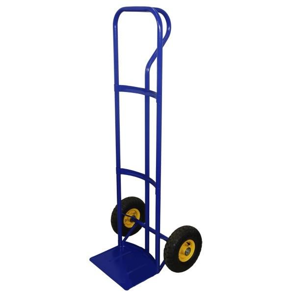 Тележка двухколёсная НТ-1805 (колеса литая резина)