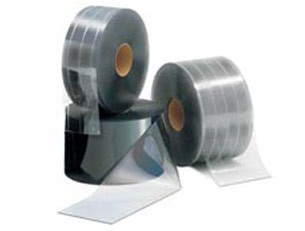Морозоустойчивая прозрачная гладкая завеса K-3 (3x300)